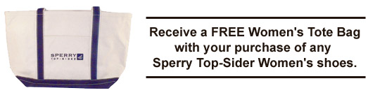 Free Sperry Top-Sider Tote